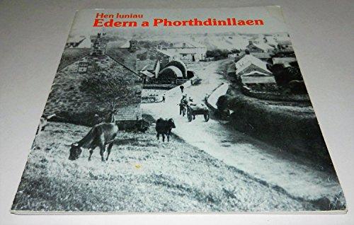 9780903935142: Hen luniau Edern a Phorthdinllaen
