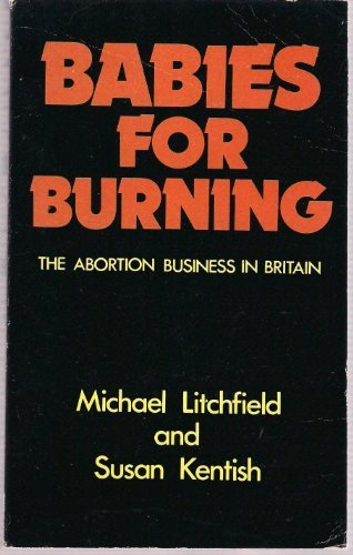 9780903961028: Babies for Burning