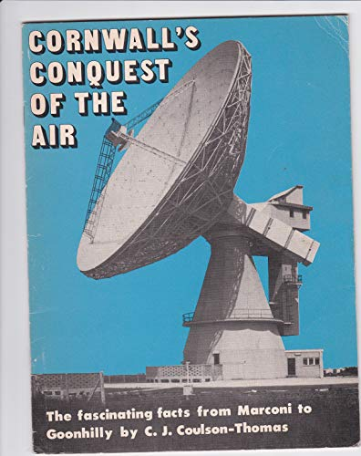 9780903975858: Cornwall's Conquest of the Air