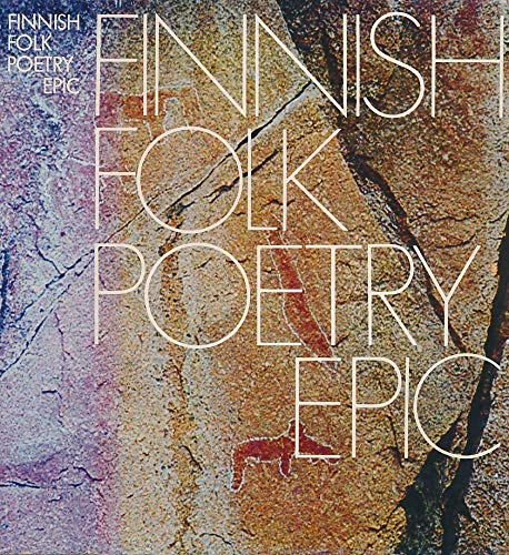 9780903983822: Finnish Folk Poetry Epic