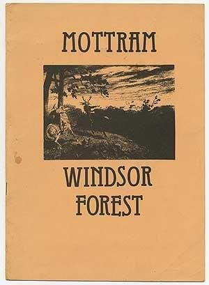 9780903997430: Windsor Forest