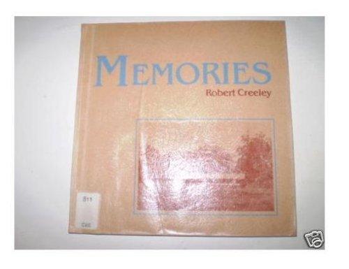 Memories: Creeley, Robert