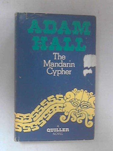 9780904000689: Mandarin Cypher
