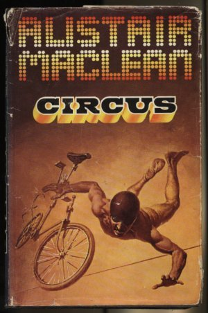 Circus (0904000702) by Alistair MacLean