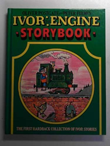 9780904002898: Ivor the Engine Storybook  : The first story,Snowdrifts,The Elephant,The Dragon