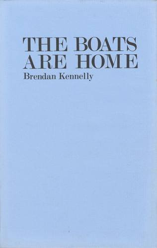 The Boats Are Home: Kennelly, Brendan