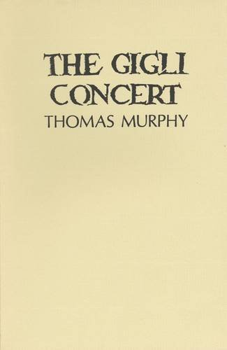 9780904011524: The Gigli Concert