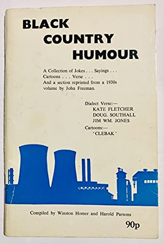 9780904015195: Black Country Humour