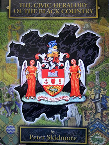 9780904015713: The Civic Heraldry of the Black Country