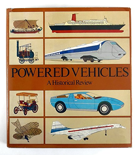 9780904041064: Powered vehicles