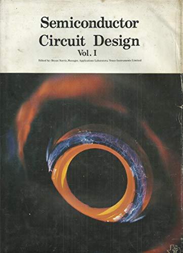 9780904047004: Semiconductor Circuit Design: v. 1