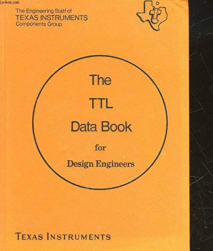 9780904047219: The TTL data book for design engineers