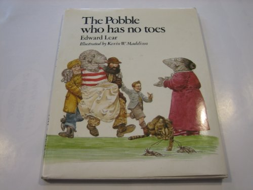 9780904069129: The Pobble who has no toes