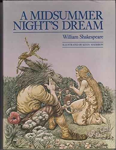 A Midsummer Night's Dream: WILLIAM SHAKESPEARE