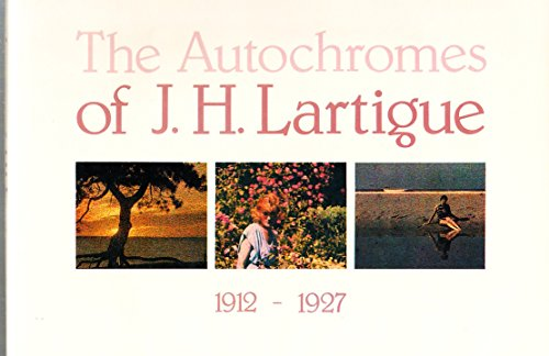 The autochromes of J.H. Lartigue 1912-1927: Georges Herscher