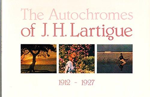 9780904069457: The autochromes of J.H. Lartigue 1912-1927