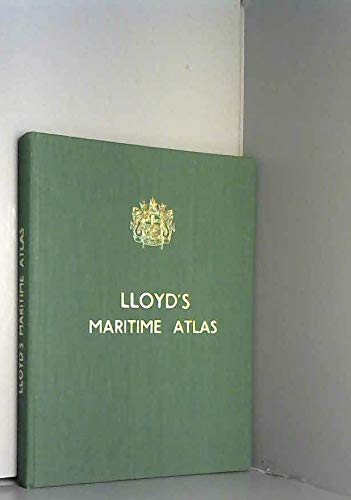 LLOYD'S MARITIME ATLAS. [Hardcover] [Jan 01, 1979]