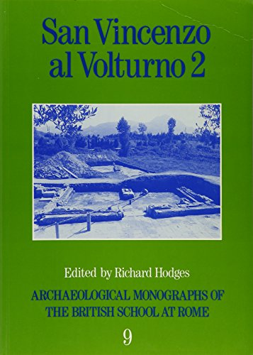 9780904152265: San Vincenzo al Volturno 2: The 1980-86 Excavations Part II (Archaeological Monographs of the British School at Rome) (Vol 2)