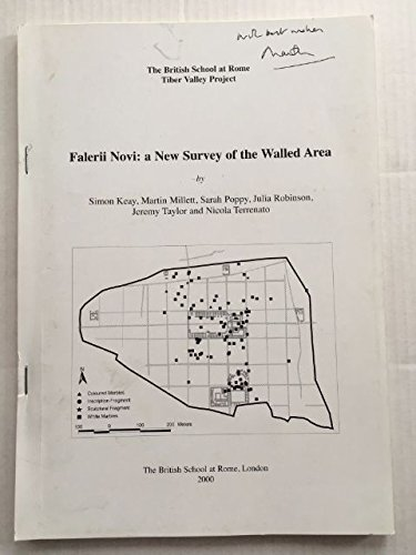 9780904152333: Falerii Novi: A New Survey of the Walled Area
