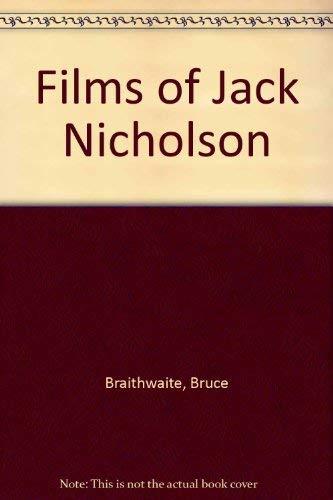 9780904159479: Films of Jack Nicholson
