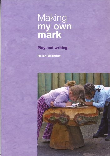 9780904187335: Making My Own Mark: Play and Writing