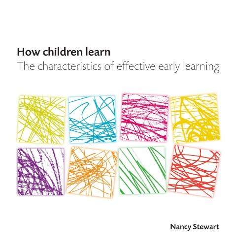 9780904187557: How children learn: The characteristics of effective early learning