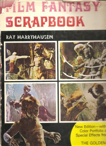 9780904208504: FILM FANTASY SCRAPBOOK: NEW EDITION-WITH A COLOR PORTFOLIO OF SPECIAL EFFECTS FROM THE GOLDEN VOYAGE OF SINBAD.