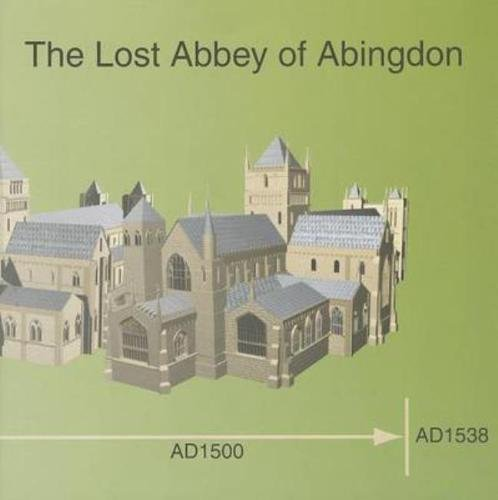 Lost Abbey of Abingdon (0904220699) by Tim Allen