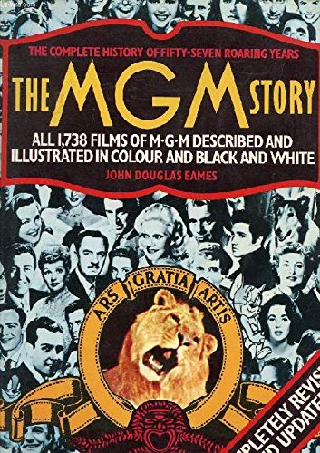 9780904230239: 'MGM STORY, THE'