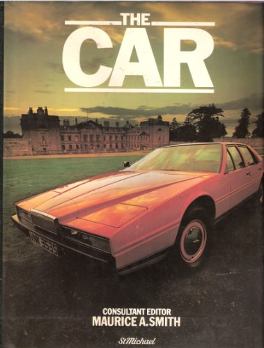 9780904230864: THE CAR, ITS HISTORY, HOW IT WORKS, MOTOR SPORT