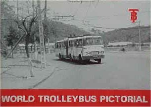 9780904235135: World Trolleybus Pictorial