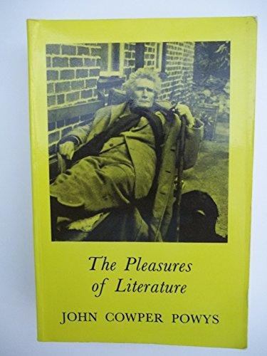 9780904247718: Pleasures of Literature