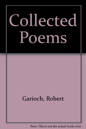 Collected Poems: Garioch, Robert