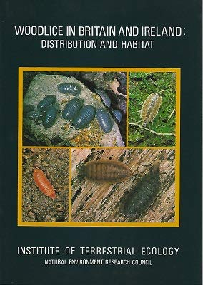 9780904282856: Woodlice in Britain and Ireland: Distribution and Habitat