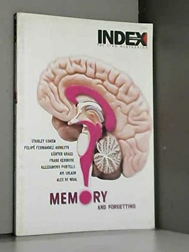9780904286830: Memory and Forgetting (Index on Censorship)