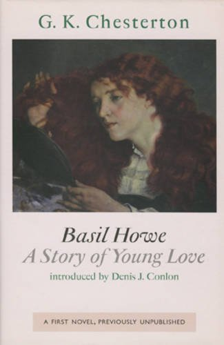 9780904287745: Basil Howe: A Story of Young Love