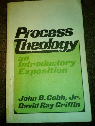 9780904302240: Process Theology: Introductory Exposition