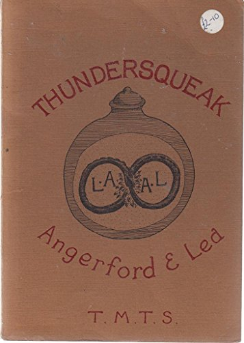 THUNDERSQUEAK: or The Confessions of a Right Wing Anarchist: Angerford, Liz & Lea, Ambrose