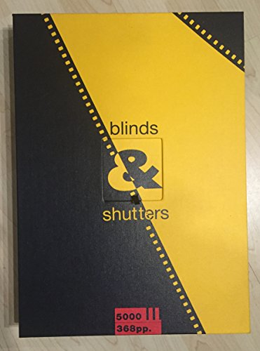 BLINDS AND SHUTTERS. (SIGNED): COOPER, Michael, Keith