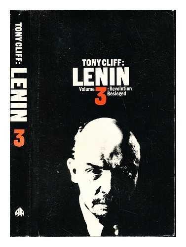 9780904383096: Lenin Volume 3: Revolution Besieged