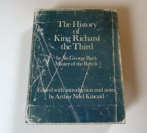 9780904387261: The History of King Richard the Third