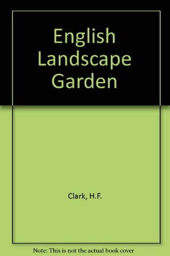 9780904387384: The English landscape garden