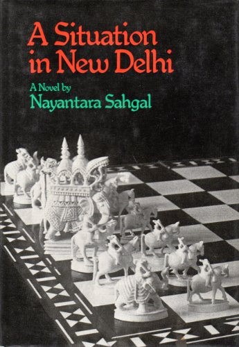 9780904388145: Situation in New Delhi