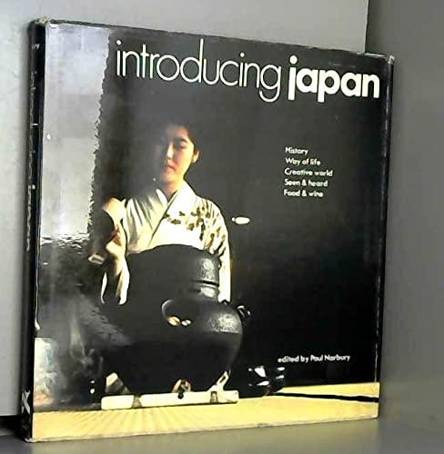 9780904404166: Introducing Japan: History, Way of Life, Creative World, Seen and Heard, Food and Drink