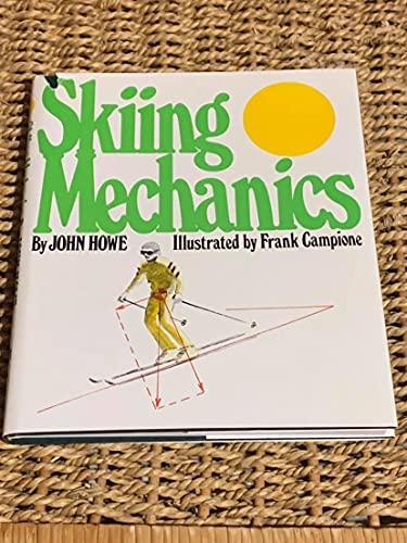 9780904405125: Skiing Mechanics
