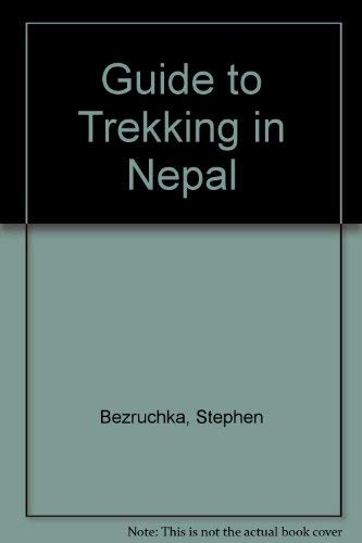 9780904405774: Guide to Trekking in Nepal