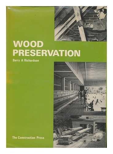9780904406757: Wood Preservation