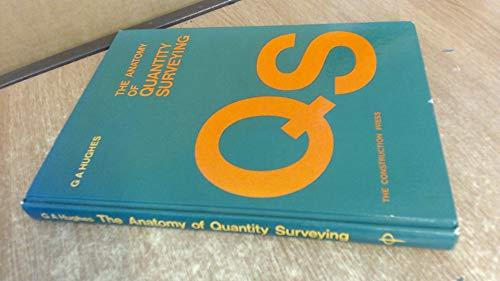 9780904406924: Anatomy of Quantity Surveying