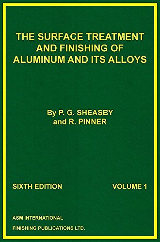 9780904477214: The Surface Treatment And Finishing of Aluminum And Its Alloys (Volume 1) (v. 1 and 2)