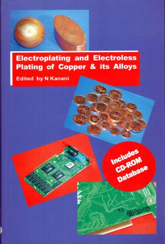 9780904477269: Electroplating and Electroless Plating of Copper and Its Alloys